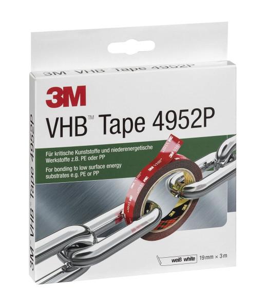 3M VHB™4952P Hochleistungs-Verbindungssysteme