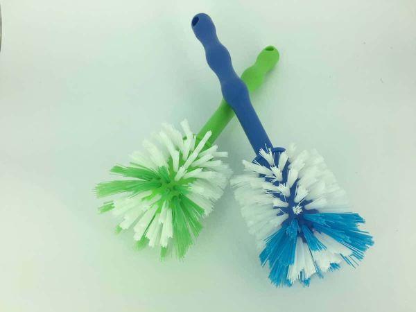 Mixtopf-Spülbürste geeignet für Thermomix blau und grün