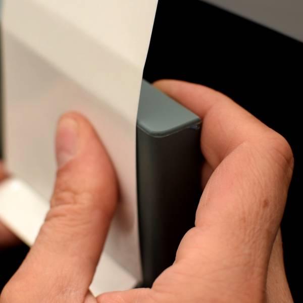 gws Logis Grips® Antikeimfolie Push2Open 16x8 cm (5 Stück)