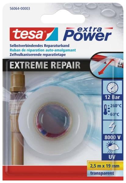tesa extra Power® Extreme Repair, transparent