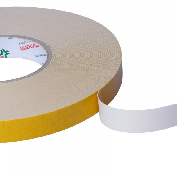 DuploCOLL 5015 Doppelseitiges Montageklebeband 50m lang 19mm breit