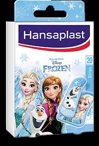 Motivpflaster von Hansaplast Frozen
