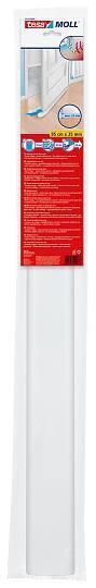 tesamoll® Zugluftstopper für glatte Böden 5418 grau/weiss-Copy