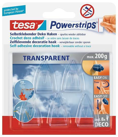 tesa Powerstrips® 58900 DECO Haken SMALL