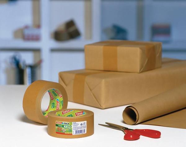 tesapack® Papier ecologo®, 3 Rollen