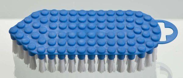 gws Flexible Scheuerbürste blau