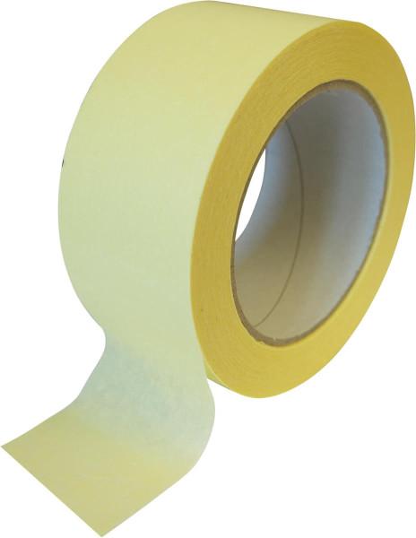 gws Flachkrepp gelb, bis 80°C, 31011