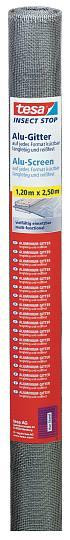 tesa® Insect Stop Fliegengitter Aluminium Ersatzrolle