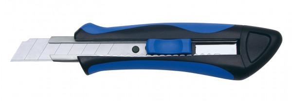 Soft-Cut Profi-Cutter Premium 18mm inklusive 2 Ersatzklingen