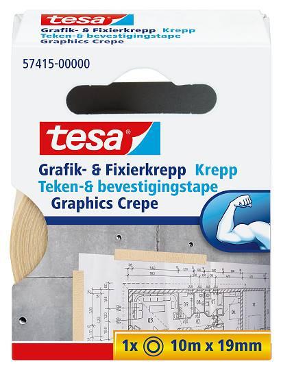 tesa® Grafik- und Fixier-Krepp