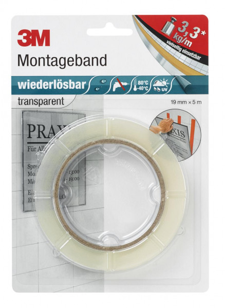 3M Montageband
