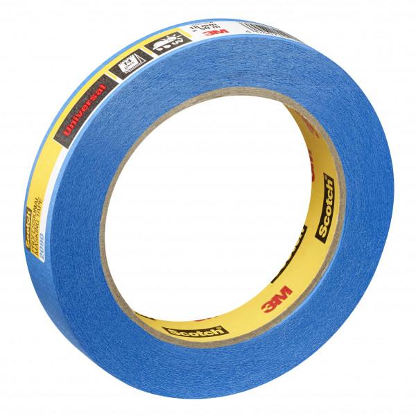 Scotch® Super Malerabdeckband 2090, blau (Profi-Plus Qualität)
