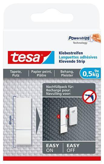 tesa® Klebestreifen 77770 Tapeten und Putz