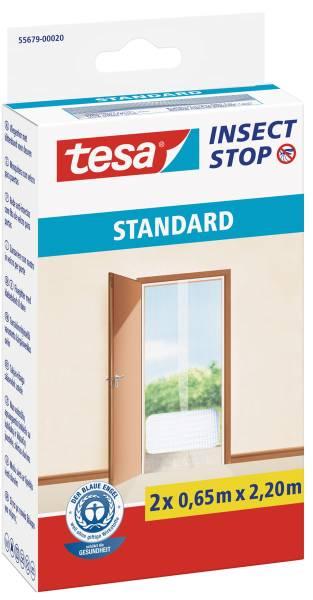 tesa Insect Stop Fliegengitter 55679 weiß