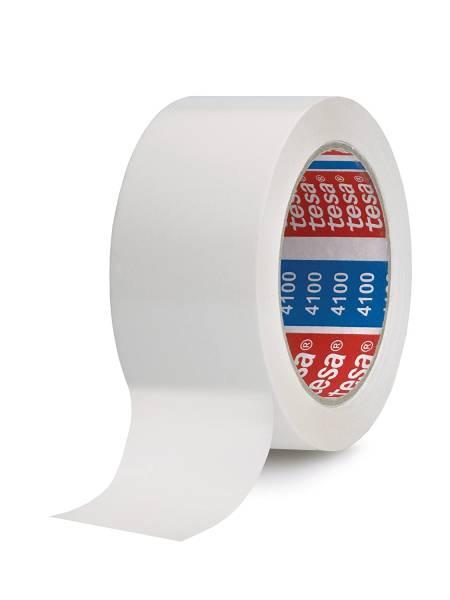 tesapack® 4100 PVC geprägtes Packband