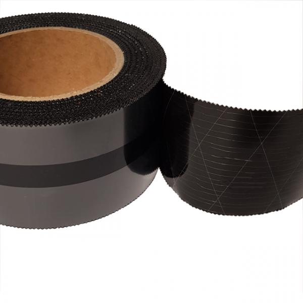 WinSeal Tape 2560-3 Dichtklebeband UV PE, schwarz 25m:60mm