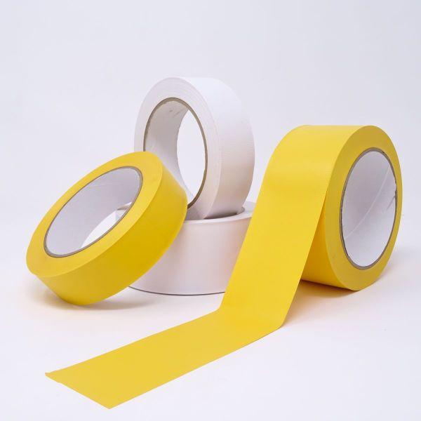 gws Putzband PVC gerippt ⭐ Abklebeband von Hand reißbar   Maler-Schutzband in Profi-Qualität