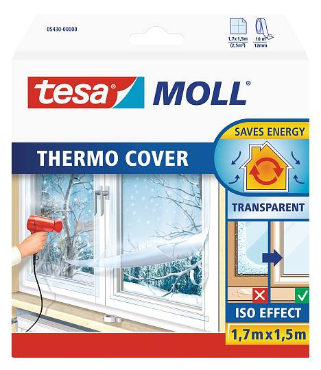tesamoll® Thermo Cover Fensterisolierfolie