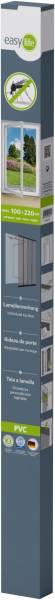 easylife Lamellenvorhang 100x220cm mit Klemmleiste 1-tlg. Fiberglas