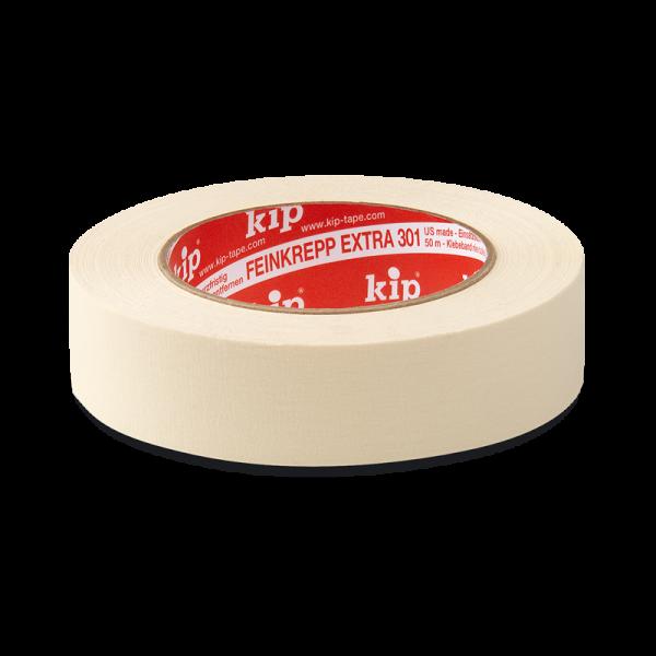KIP 301 Feinkrepp Extra in weiß