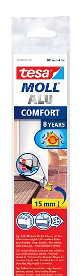 tesamoll® Comfort Türdichtschiene für unebene Böden