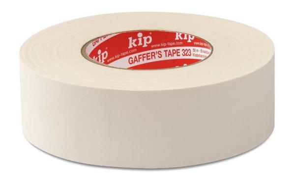 323 Gaffer's Tape Versandrückläufer weiß 50mm