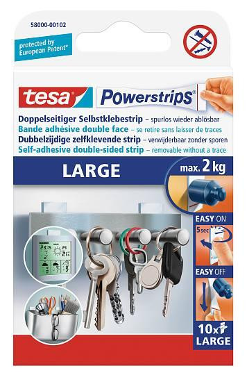 tesa Powerstrips® 58000 large