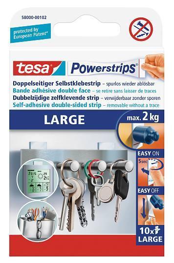 tesa Powerstrips® Large - Versandrückläufer