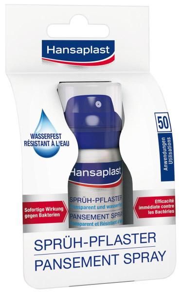 Hansaplast® Sprühpflaster Transparenter Schutz