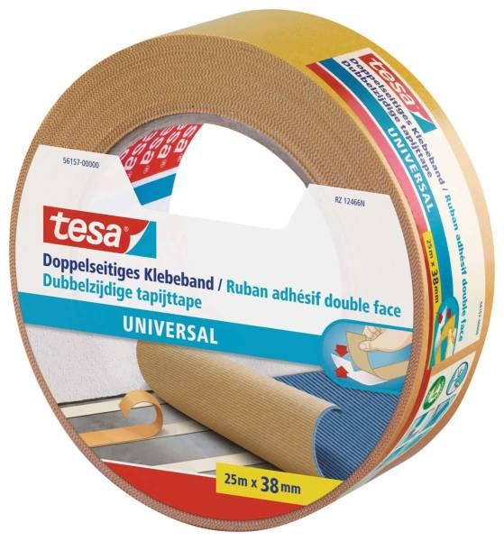 tesa® Doppelseitiges Klebeband, universal