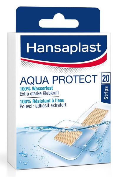 Hansaplast® Aqua Protect 100% Wasserdicht