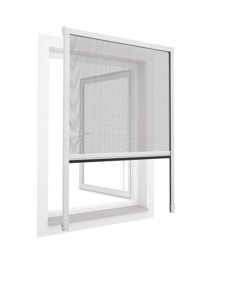 easylife Alu-Rollo Fenster 100 x 160 cm weiss