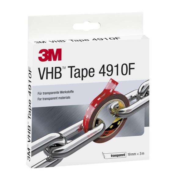 3 VHB™4910F  Hochleistungs-Verbindungssysteme