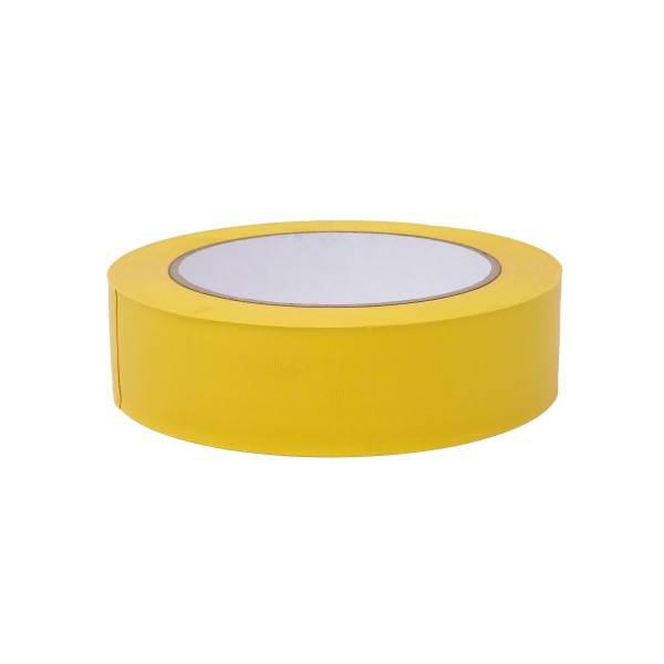 Putzband PVC Schutzband gerippt gelb 30