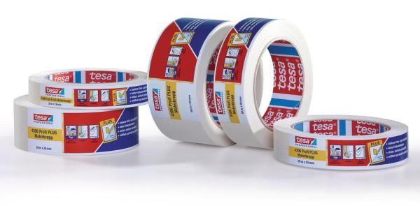 tesakrepp® 4309 Temperaturbeständiges Papierabdeckband