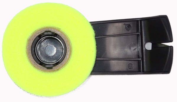 FastFix Abroller zum Abrollen und Abschneiden mit verschiedenen Bandfarben