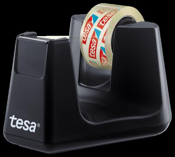 tesafilm® Tischabroller Smart + tesafilm® transparent