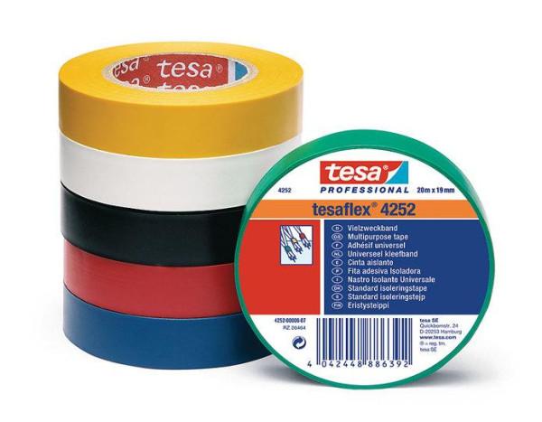 tesaflex® Weich-PVC-Klebeband